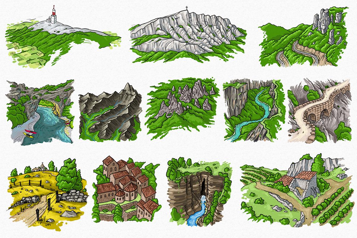 illustrateur-patrimoine-paysage