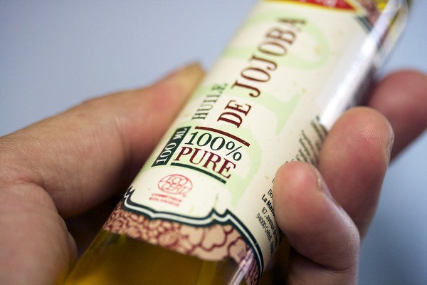 L'huile de Jojoba 100% pure