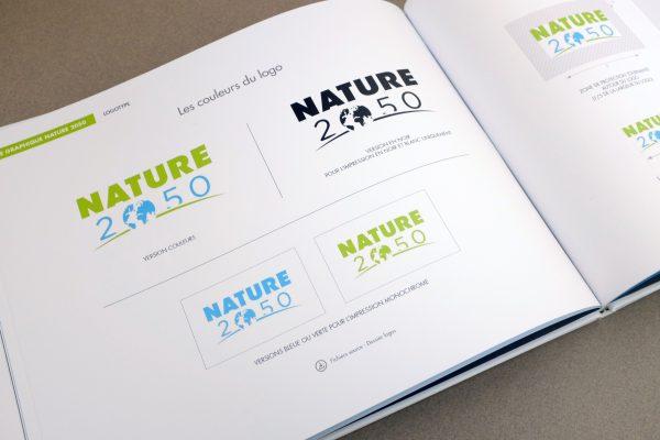Le logo Nature 2050