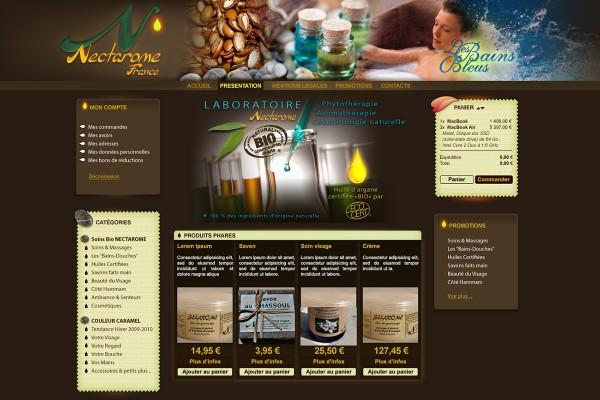 webdesign-nectarome