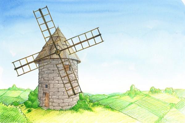 illustrateur-camineo-moulin