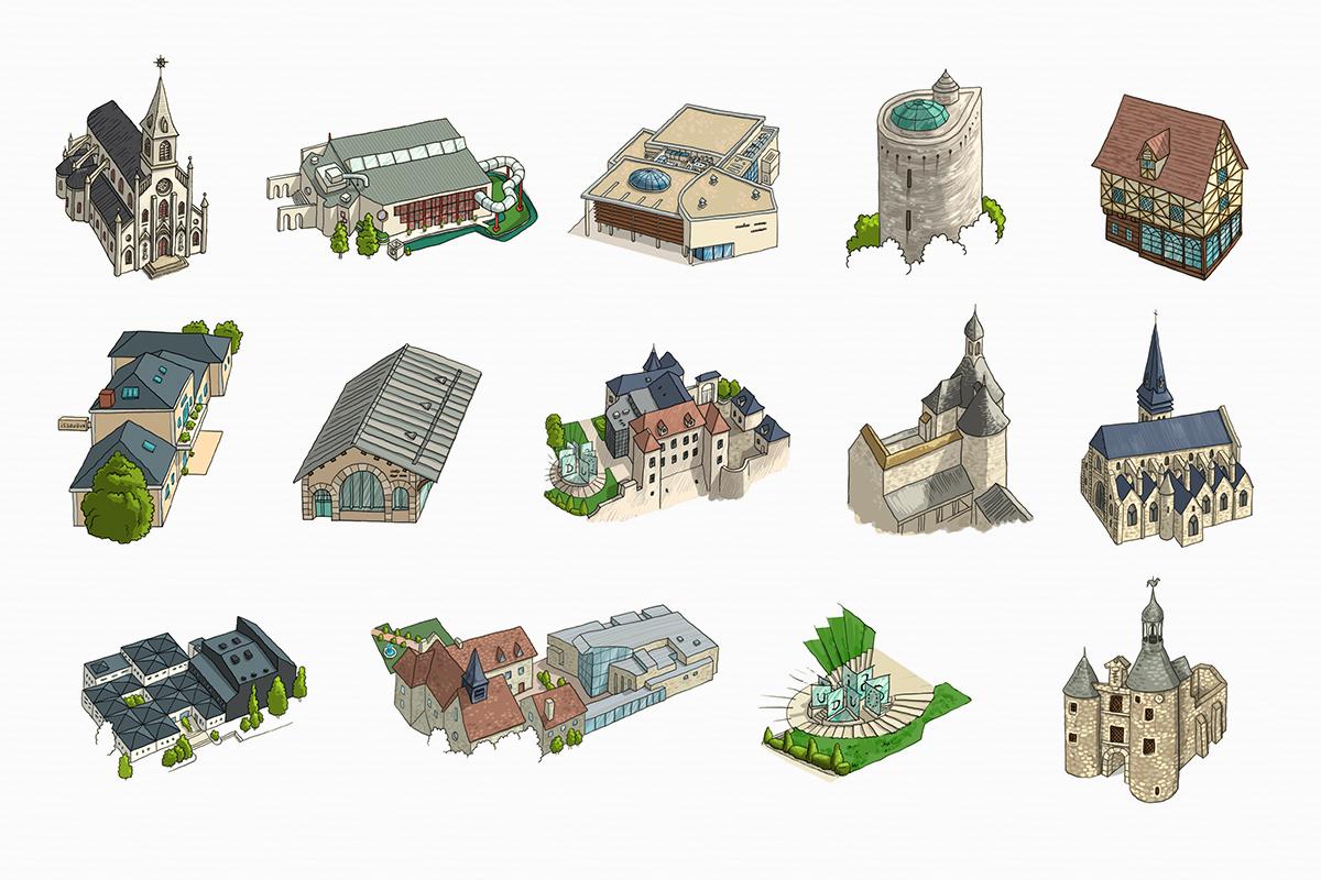 illustrateur-monuments-historique